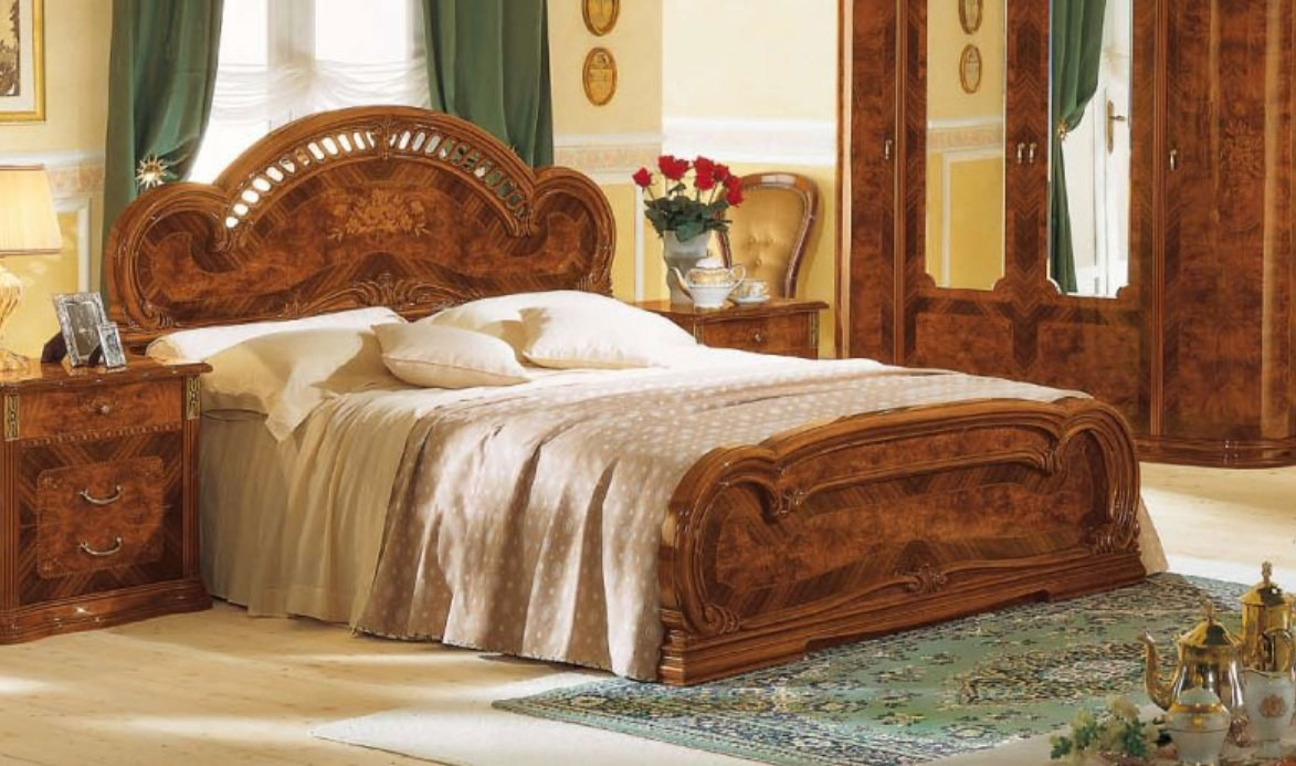 "Milady Bedroom ""camel Collection"" Made in ITALY"