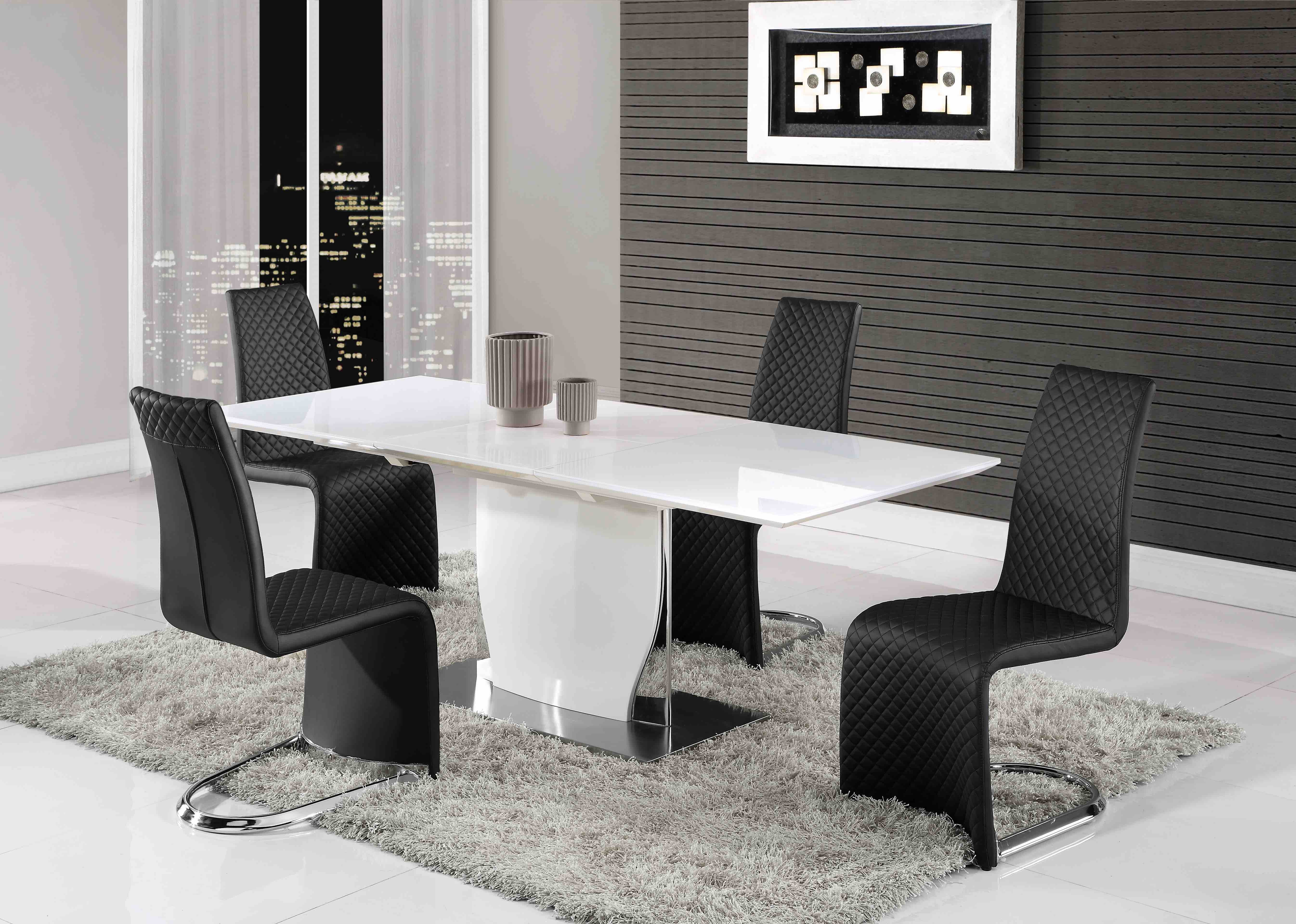 2279 Modern Wood Dinning Room Set