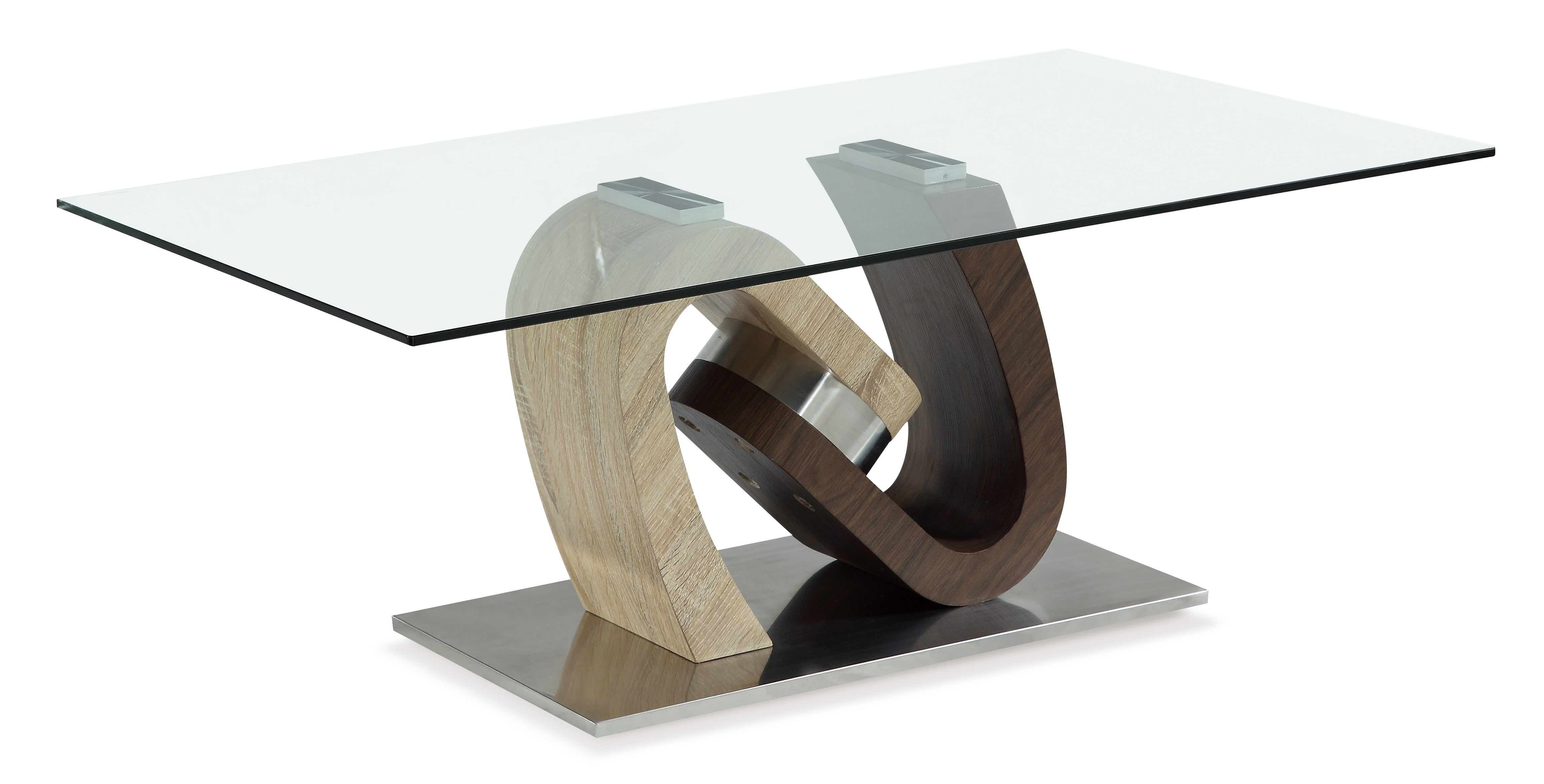 4126 Modern Coffee Table