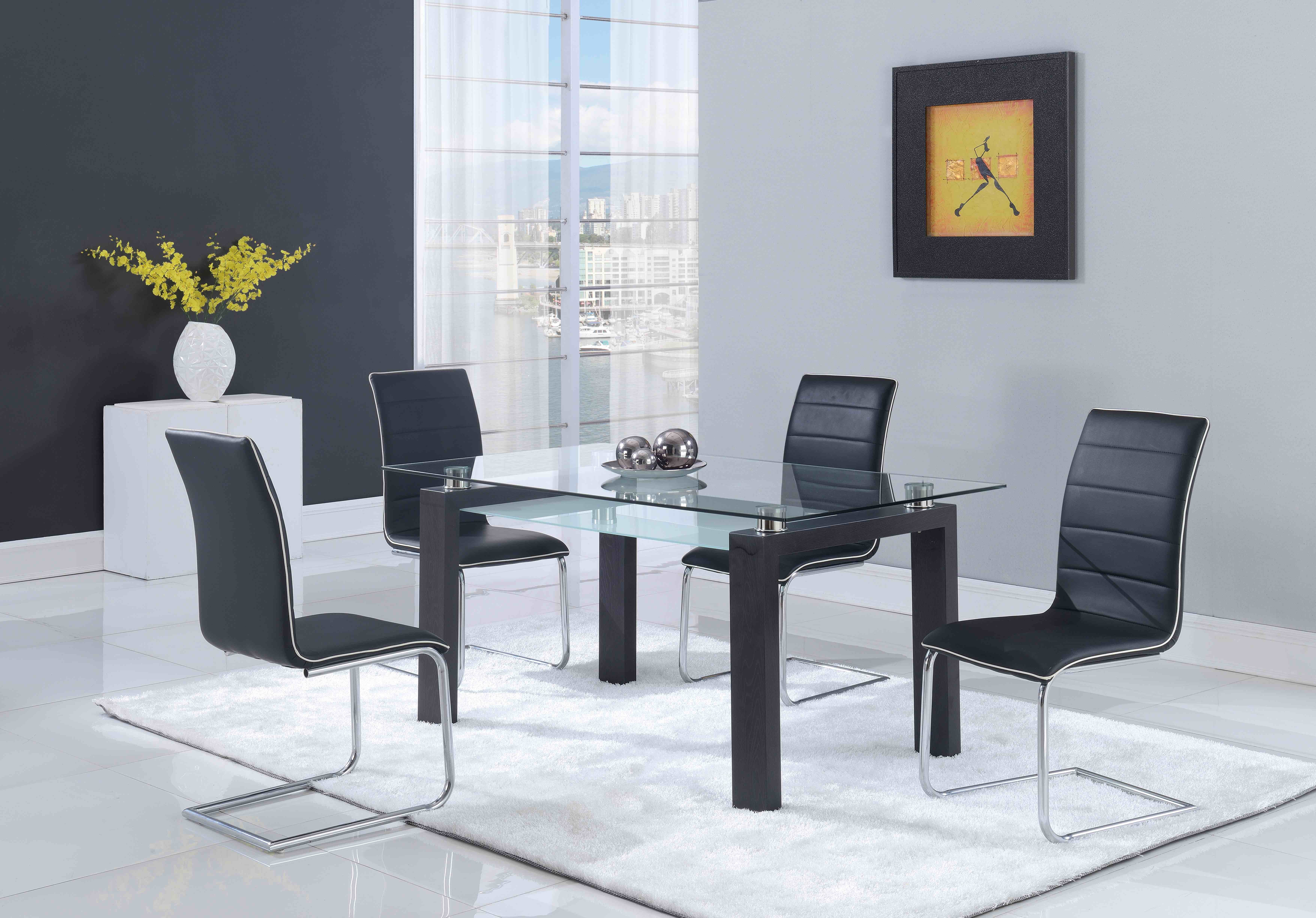 646 Dining Table set By GL buy from NOVA interiors contemporary ...