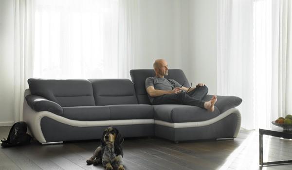 VIVA Sofa By ROM