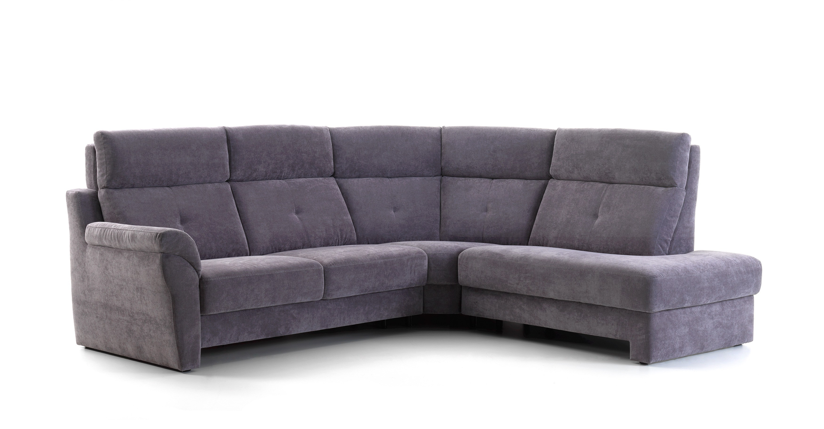 Ares Fabric Sectional | Rom | Made In Belgium