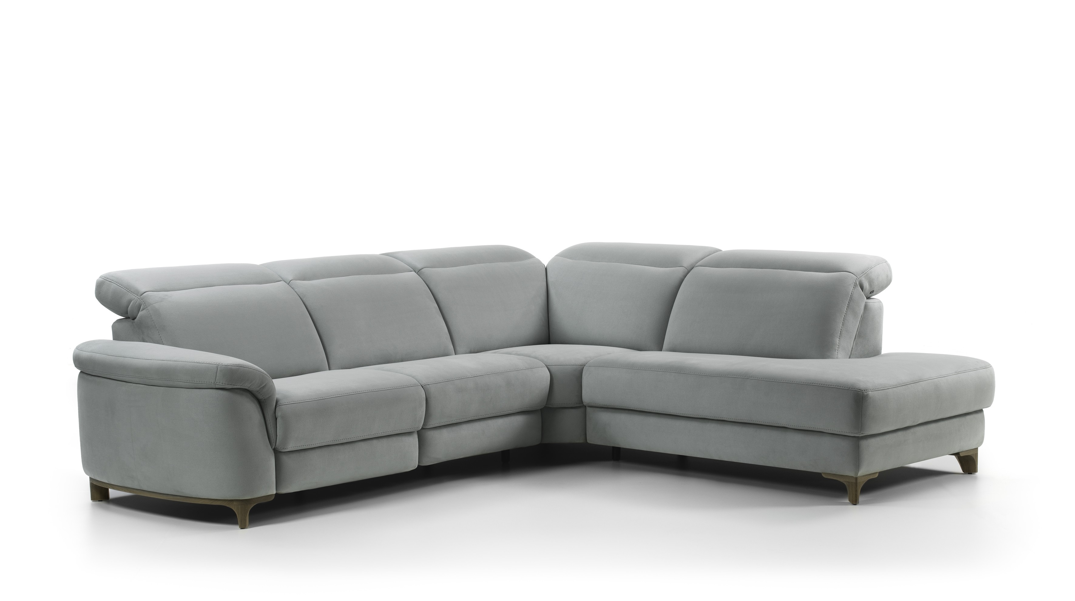 Amazing Bellona Leather Sectional | Rom | Made In Belgium
