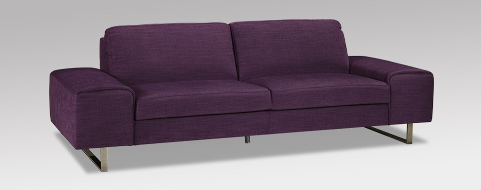 Boow contemporary leather sofa by W Schillig at Nova Interiors ... | {Küchenmöbel made in germany 25}