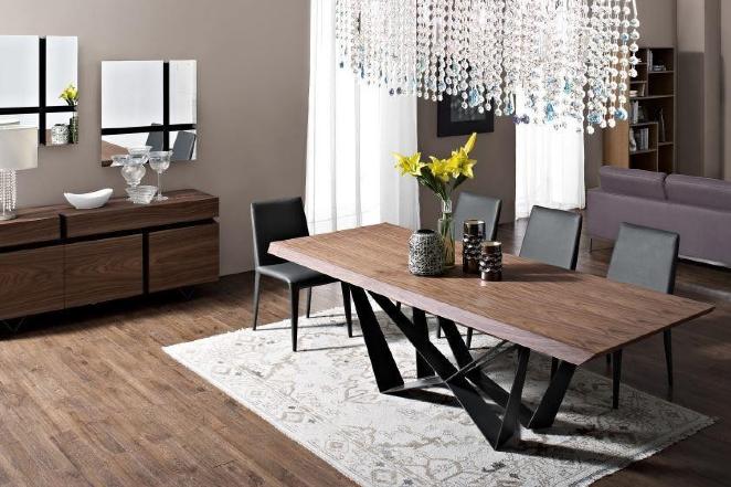 Cassandra Modern Dinning Room Table
