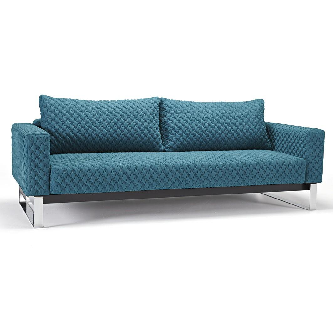 Cassius Coz sofa chrome