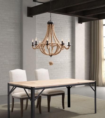 Celestine ceiling lamp by zuo mod