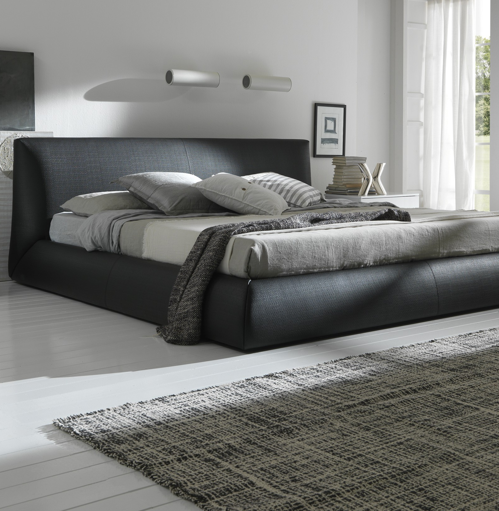 Coco Brown Bedroom By Rossetto