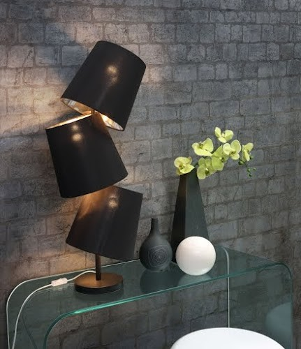 Cosmology Table Lamp by Zuo Mod