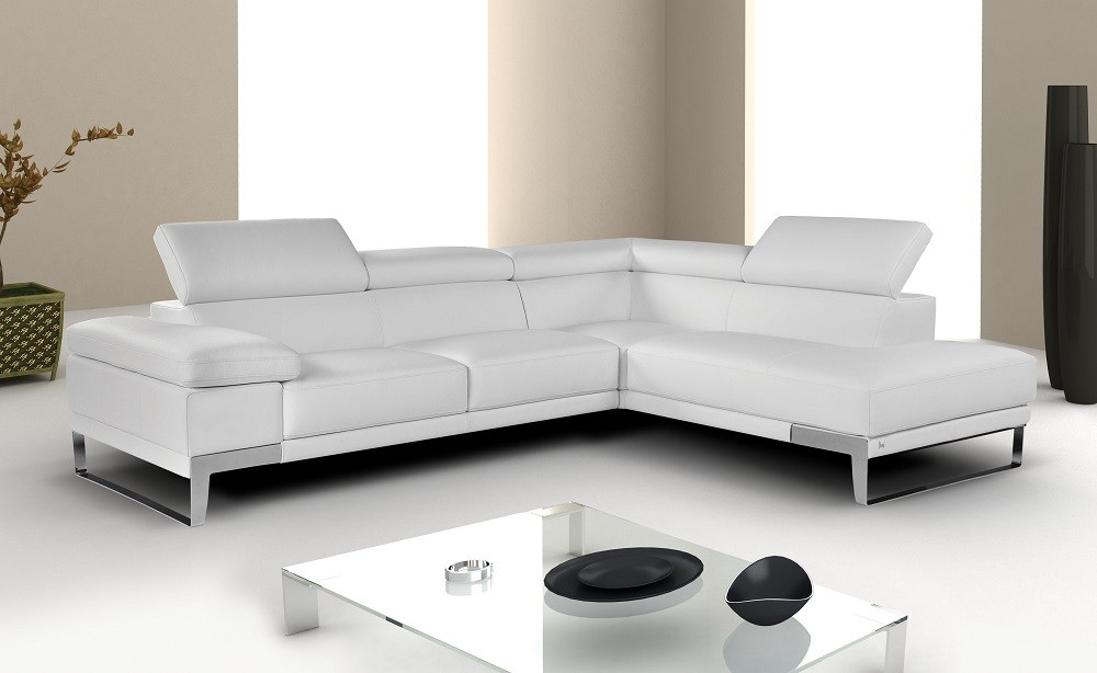 Domus Premium Leather Sectional by Nicoletti. Nicoletti  Premium Leather Sectional buy from NOVA interiors