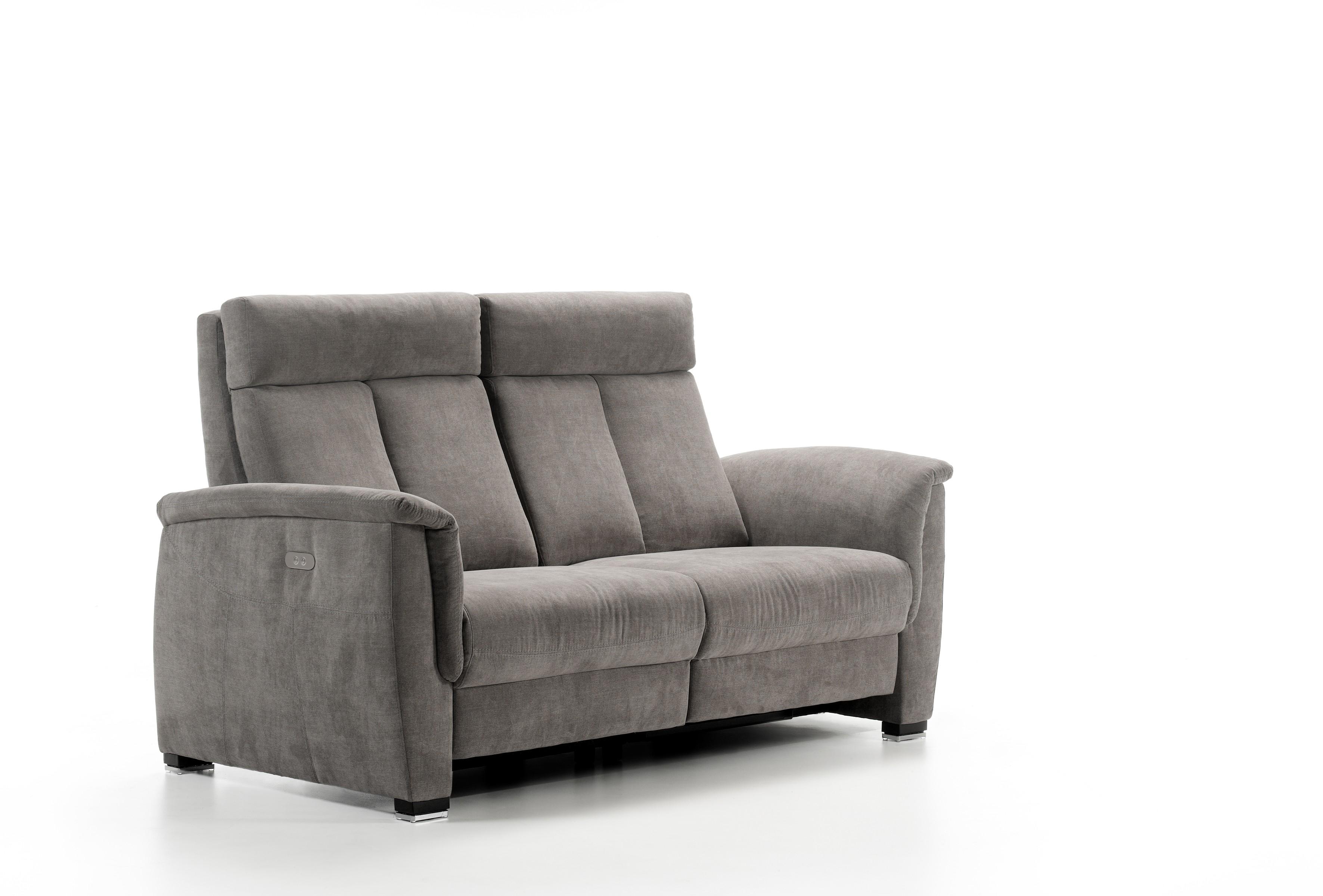 Helios Leather Sofa | Rom | Made In Belgium