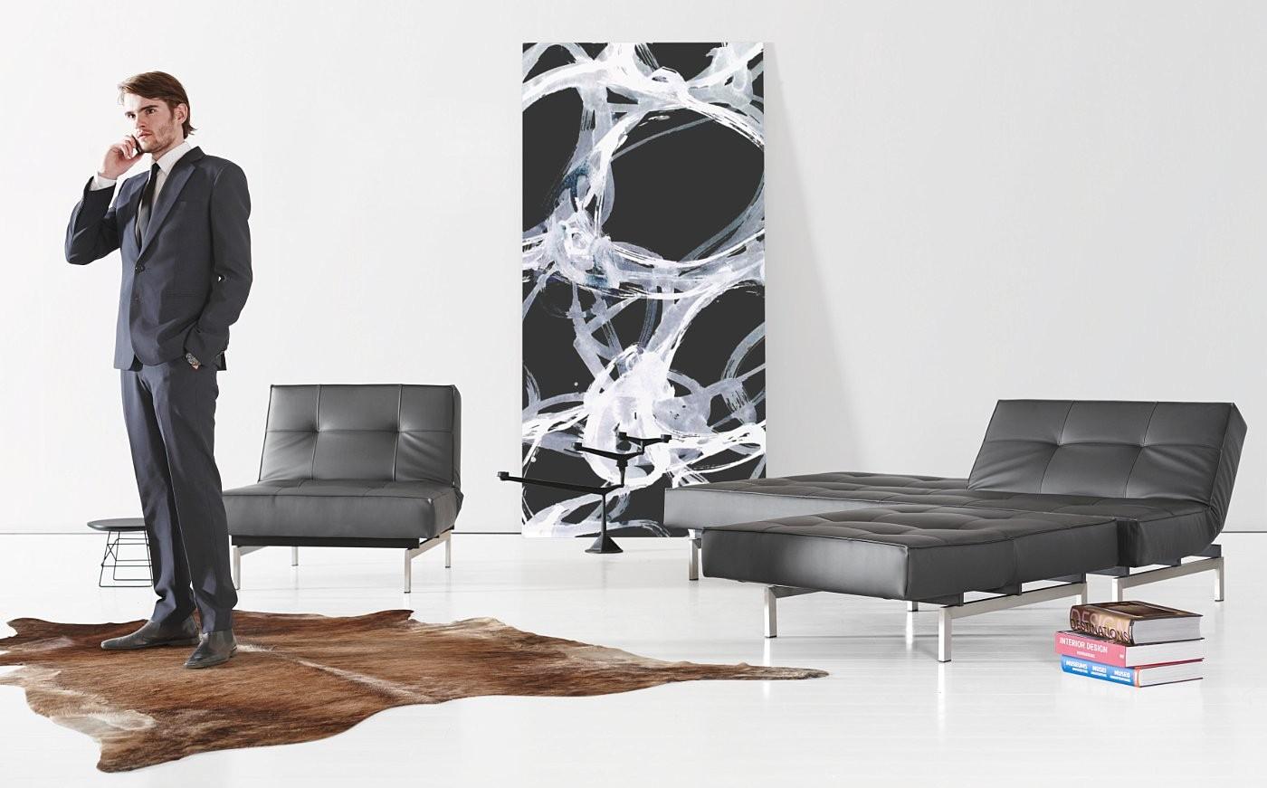 Split Back Deluxe Sofa Bed Buy From Nova Interiors