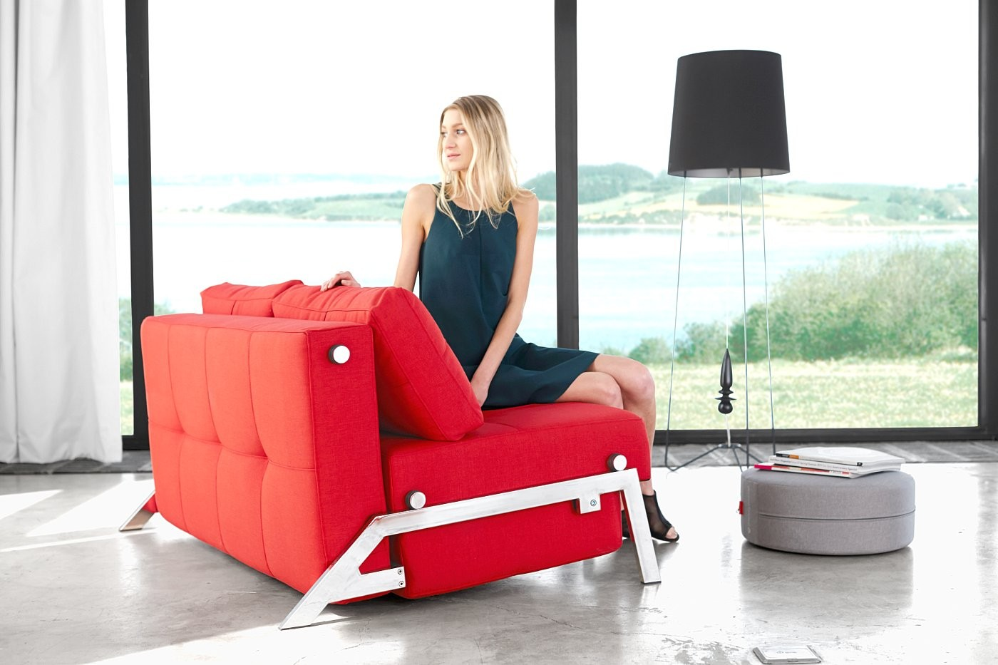 Cubed Deluxe Sofa Bed Buy From NOVA Interiors Contemporary