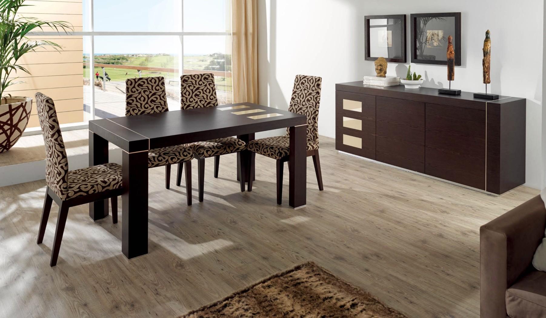 Irene Modern Dining Room Table