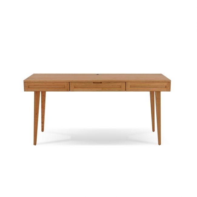 Jesper Office Desk Wood Base