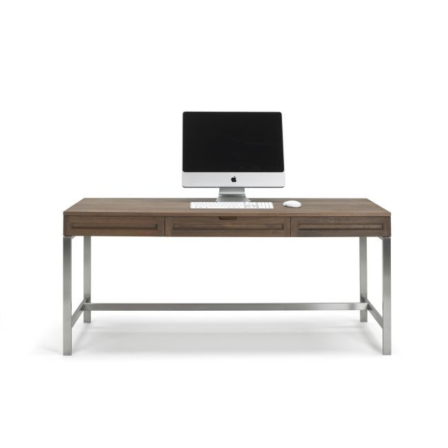 Jesper Office Desk Steel Base