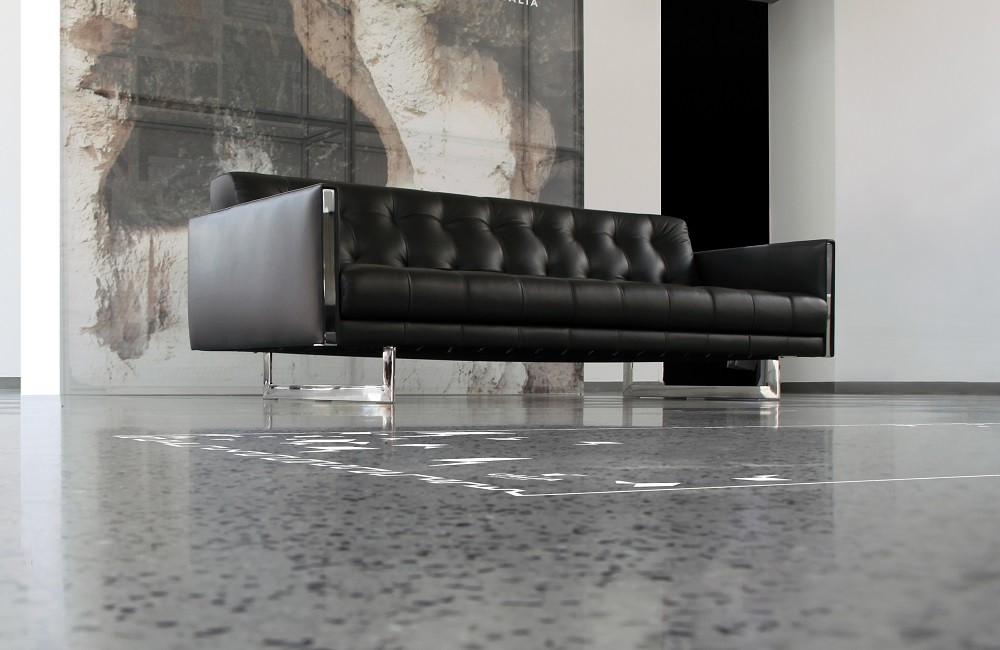 Juliet Premium Italian Leather Sofa By Nicoletti