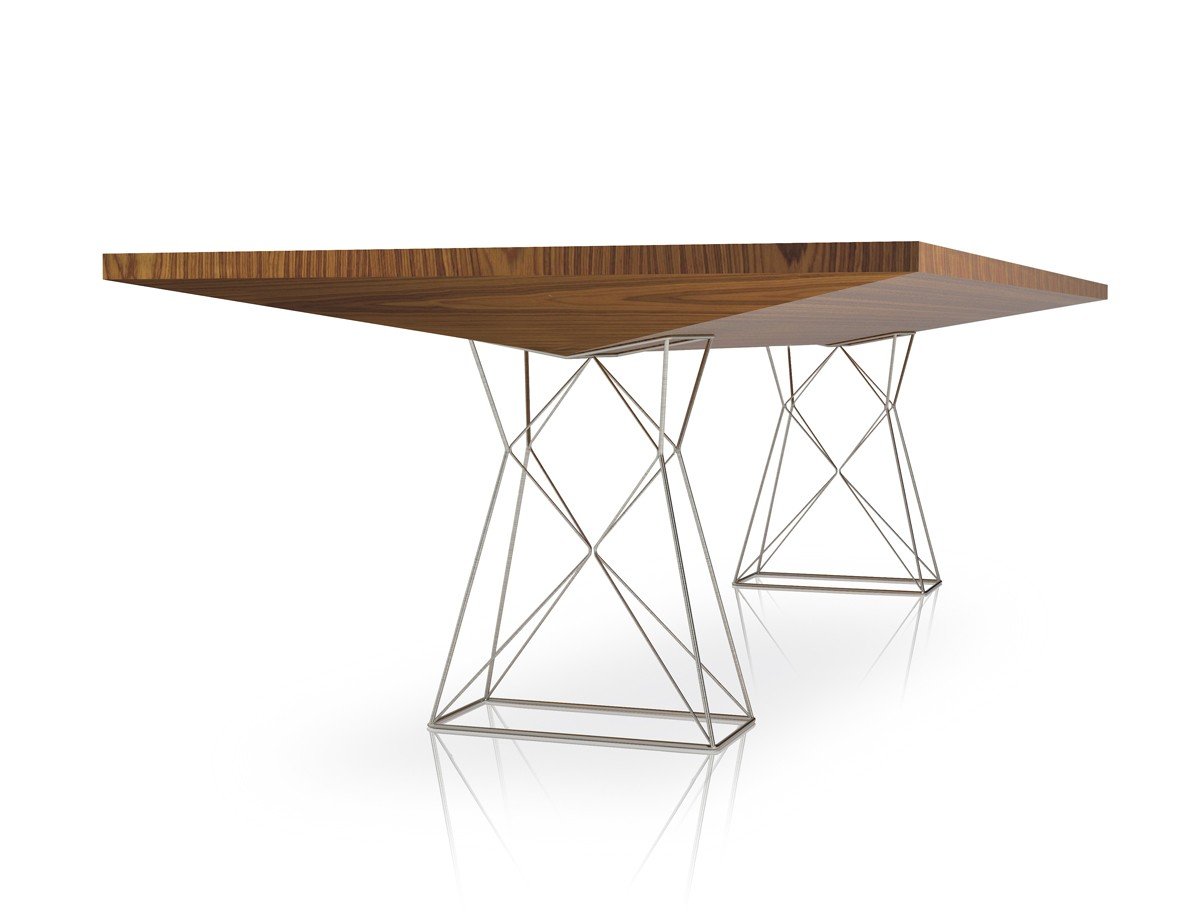 Curzon modern dining table by Modloft