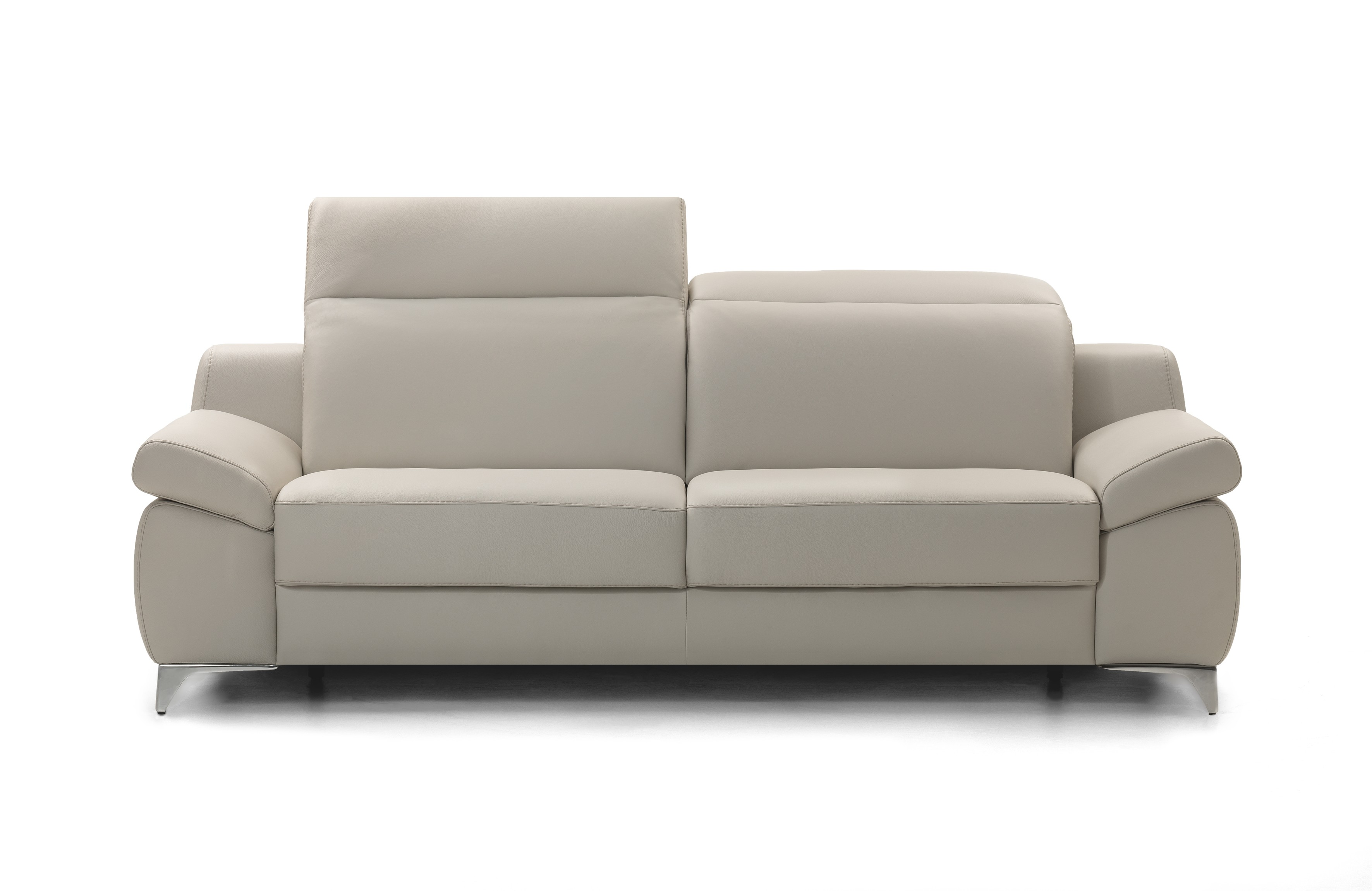 Levana Leather Sofa | Rom | Made In Belgium