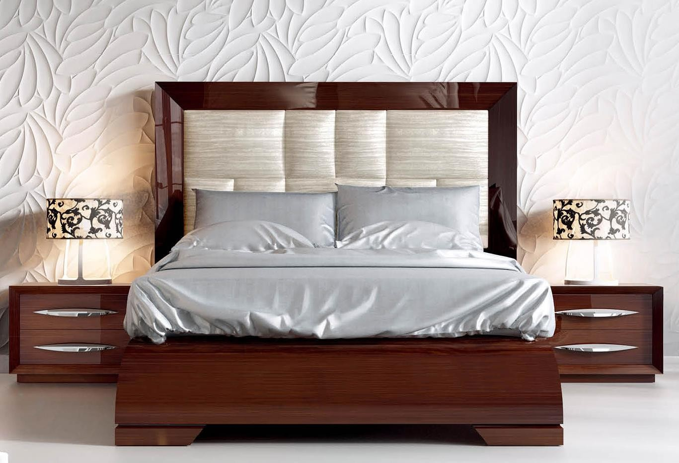 Carmen Bedroom Set by ESF buy from NOVA interiors contemporary ...