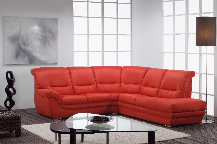 Mali I Leather Sectional | Rom | Made in Belgium