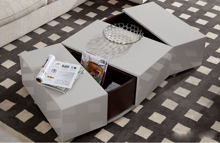 P592A Modern Coffee Table