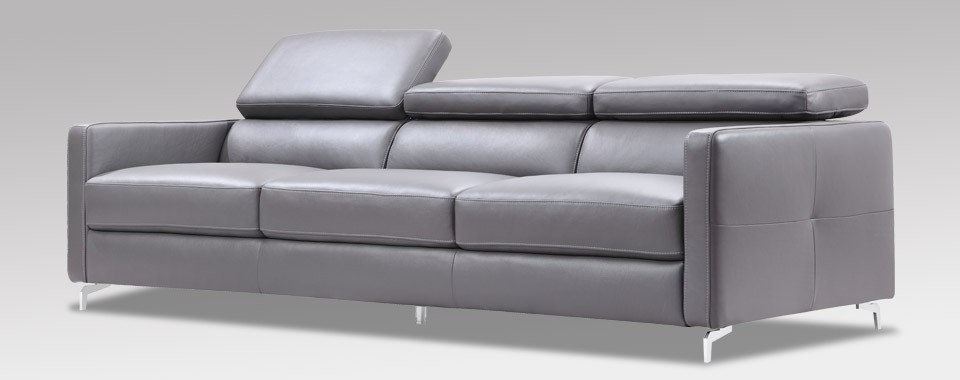 oceano contemporary leather sofa by w schillig at nova. Black Bedroom Furniture Sets. Home Design Ideas