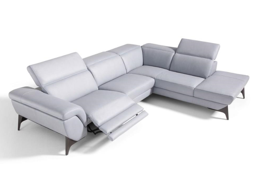 Opera premium leather sectional| Power recliner| Levante