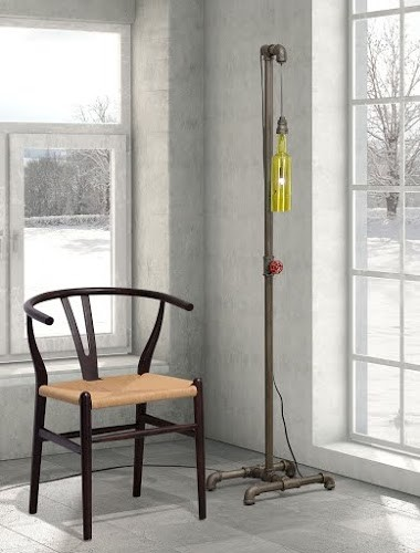 Prase Floor Lamp by Zuo Mod