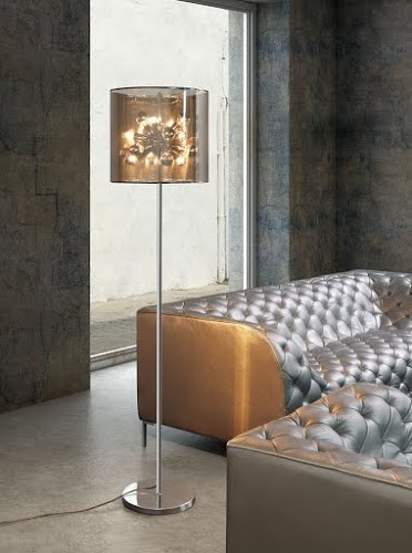 Quasar Floor Lamp by Zuo Mod