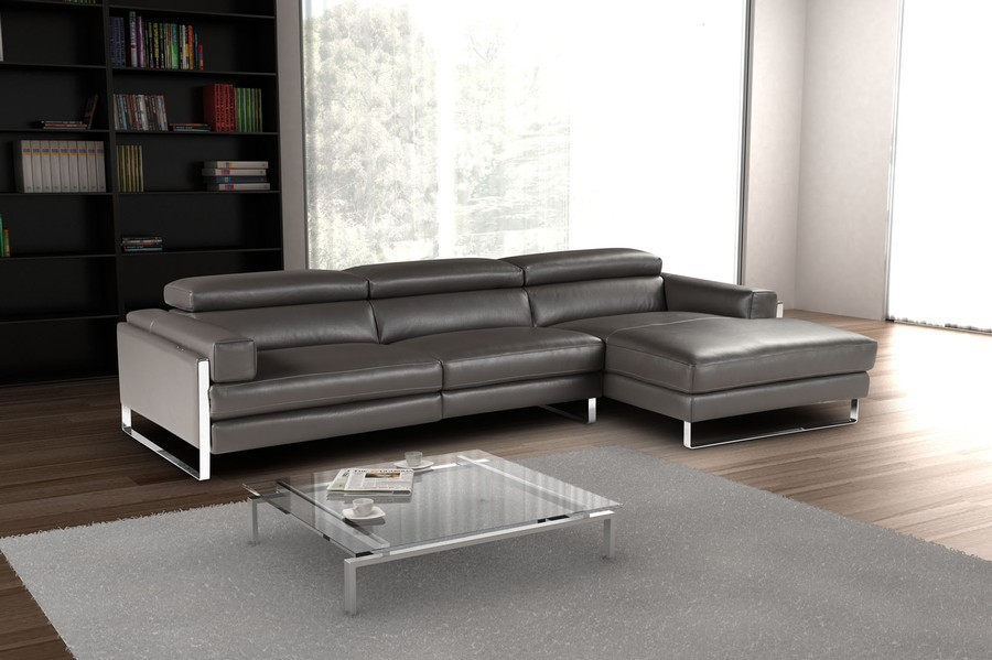 Romeo sectional with power recliner, Giuseppe & Giuseppe Italy