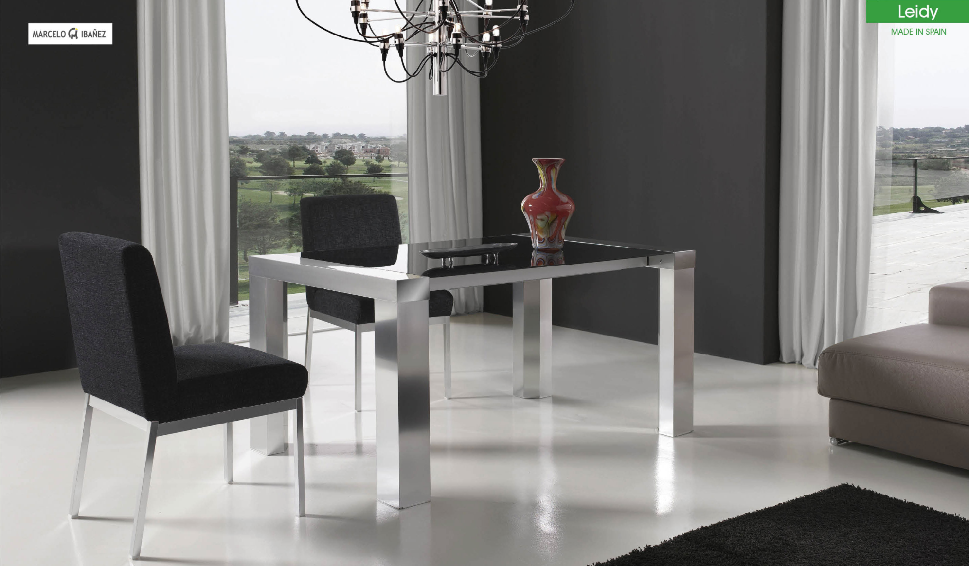 Leidy Modern Dining Room Table
