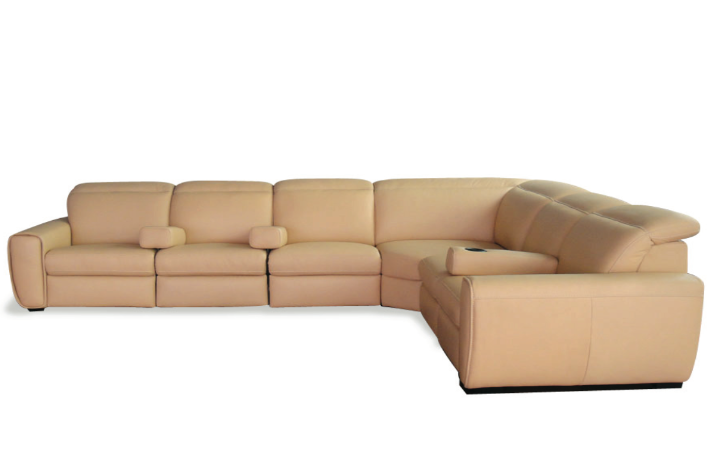 Kristina Sectional | 52353 | W Schillig | Made In Germany