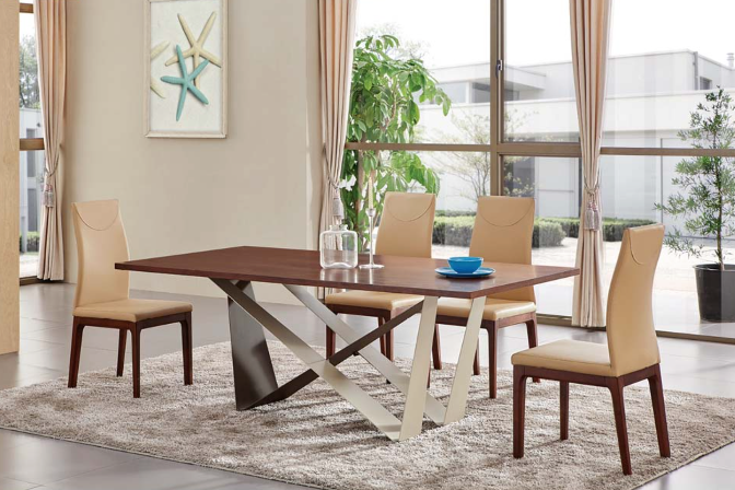 1533 Modern Dining Room Table | ESF