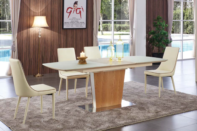2196 Modern Dining Room Table | ESF