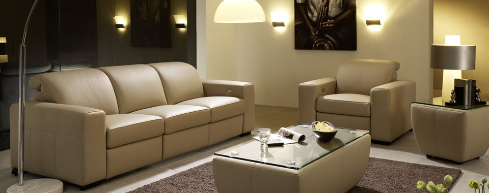 serenity contemporary leather sectional by w schillig at. Black Bedroom Furniture Sets. Home Design Ideas