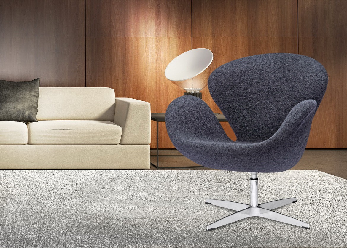 Accent chair contemporary - Swan Chair