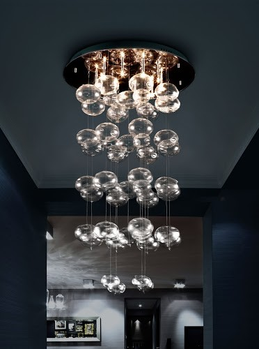 Vector Ceiling lamp by zuo mod