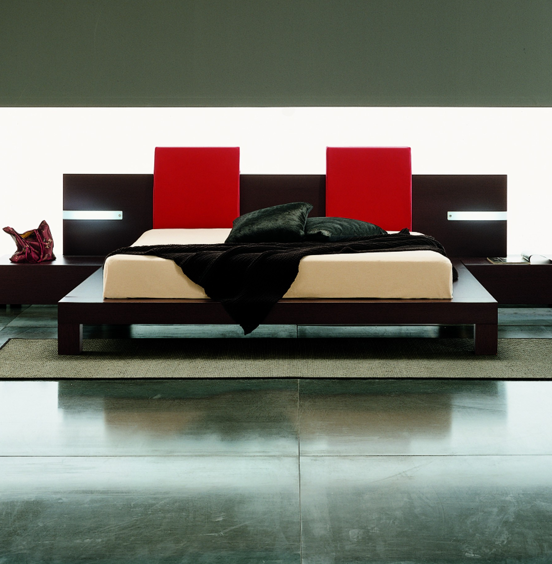 Win Wenge Bedroom By Rossetto Buy From Nova Interiors