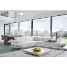Antigua Leather Sectional | Rom | Made in Belgium