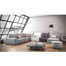 Smile Leather Sectional   Rom   Made in Belgium