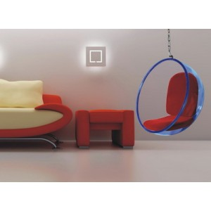 Bubble Chair Blue