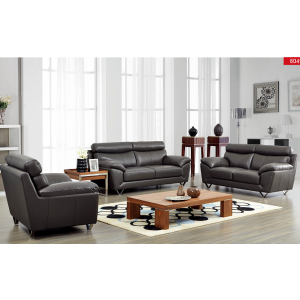 8049 Modern Leather sofa