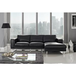 Anika Premium Italian Leather Sectional