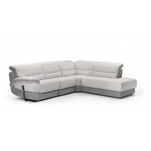Balmoral Leather Sectional | Rom | Made in Belgium