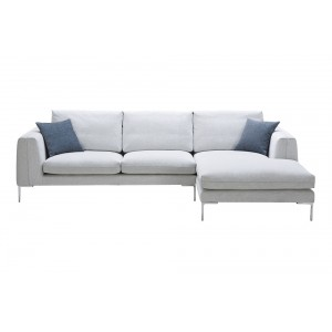 Bianca Premium Fabric Sectional By J&M