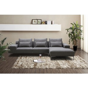 Christian Premium Fabric Sectional By J&M