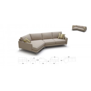 Deco Sectional