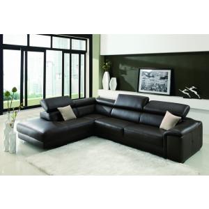Deon Premium Italian Leather Sectional