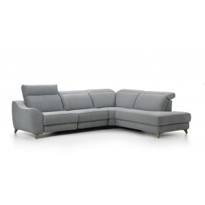 DIANA  Leather Sectional | Rom | Made in Belgium